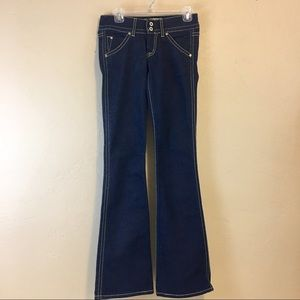 Hudson Women's Jeans Denim Made in USA